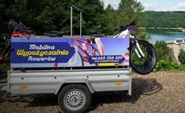Mobilne rowery